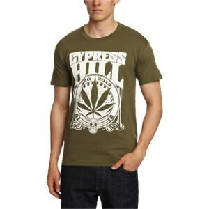 Medium-Adult-039-s-Cypress-Hill-T-shirt-420-2013-Tshirt-New-Official