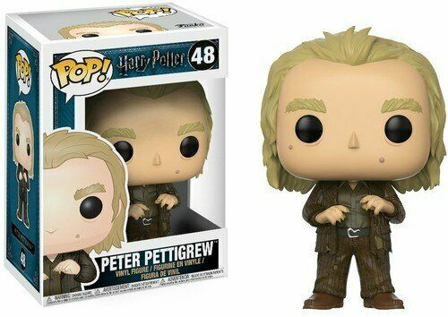 Funko 14946-PX-1W9 Peter Pettigrew POP Vinyl Harry Potter S4 Multi