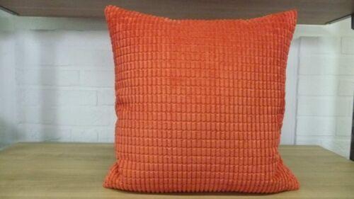 Menk Zierkissen Mechthild Dohle orange 48 x 48 cm