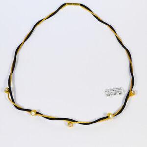 750-Gold-Halskette-5-Diamanten-2-02ct-VS-Gelb-UVP-10313-Made-in-Ger-HRD-Zert