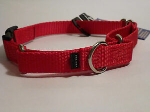 Half Choke Dog Collars With Quick Release