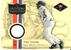 2001 01 Fleer Tony Gwynn Jersey San Diego Padres Hall of Fame HOF
