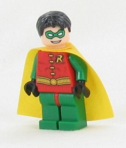 LEGO - BATMAN / ROBIN - MINIFIG / MINIFIGURE