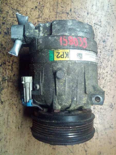 13197197 Compresor aire acondicionado OPEL vectra c berlina 2005 158035