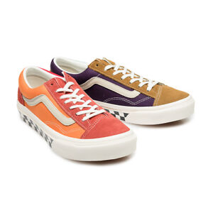 4984bcd40d Vans Japan Line Old Skool V36OG 4MICK Muliti-Color Checkerboard ...