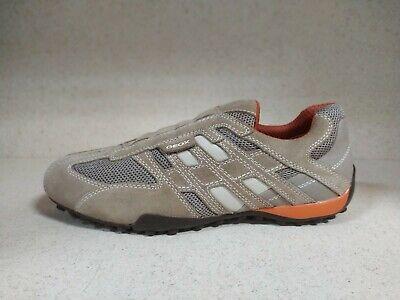 GEOX SNAKE 20% ̶9̶9̶,̶9̶0̶ BEIGEDK ORANGE U4207L scarpe sneaker uomo ORIGINALI | eBay