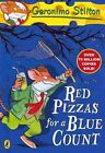 Red Pizzas for a Blue Count by Geronimo Stilton (Hardback, 2004)