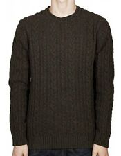 PULL  HOMME EDWIN  HOLCOMB  SWEATER ( army green )  TAILLE XL VALEUR 110€