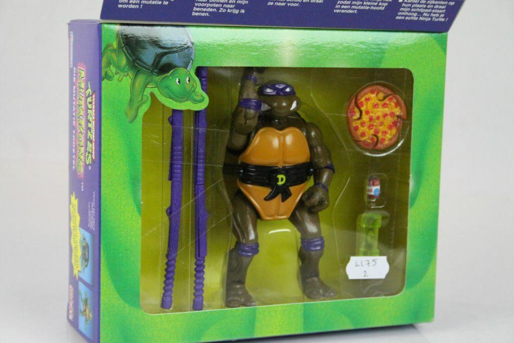 Boxed Ideal Playmates Teenage Mutant Hero Turtles Mutations Donatello