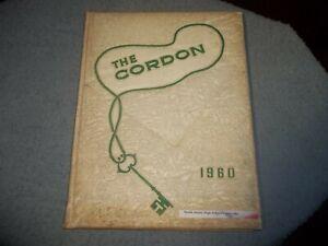 1960-ST-JOSEPH-HIGH-SCHOOL-YEARBOOK-CAMDEN-NJ-CORDON