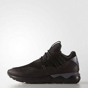 Nuovo 11 adidas originali tubulare moc neroout nero b24688 loop impulso