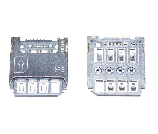 Original samsung SM-G318H galaxy V Plus Card Reader SIM
