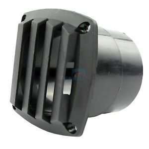 Round Boat Louvered Vents Marine Exhaust Vents Cover