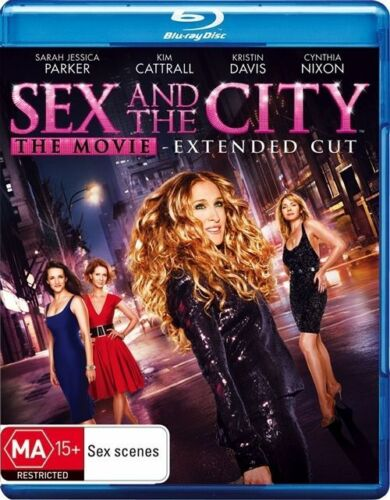 1 of 1 - Sex And The City - The Movie (Blu-ray, 2008) New, ExRetail Stock (D145)