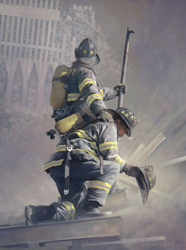 """/""""A Prayer For My Brother/"""" William Phillips 911 Tribute"""