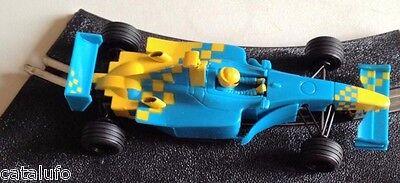 F1 Openslot Blau Gelb 1/32 Neu In Ungebraucht Neu Komplettpreise Flat Versand Supplement The Vital Energy And Nourish Yin Elektrisches Spielzeug Kinderrennbahnen