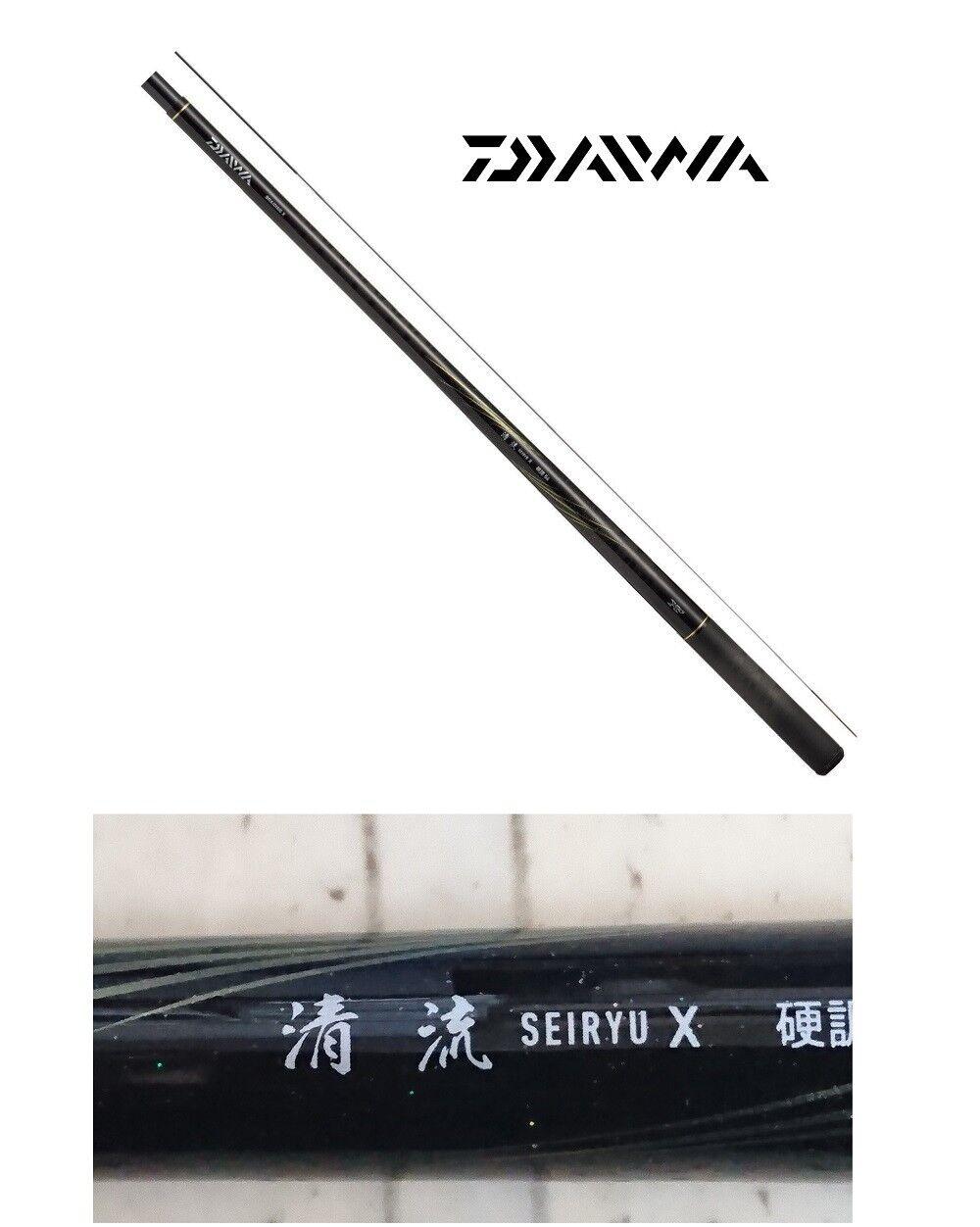 Daiwa Seiryu X koucho 45 Varilla Telescópica Pesca Polo Turismo Tenkara