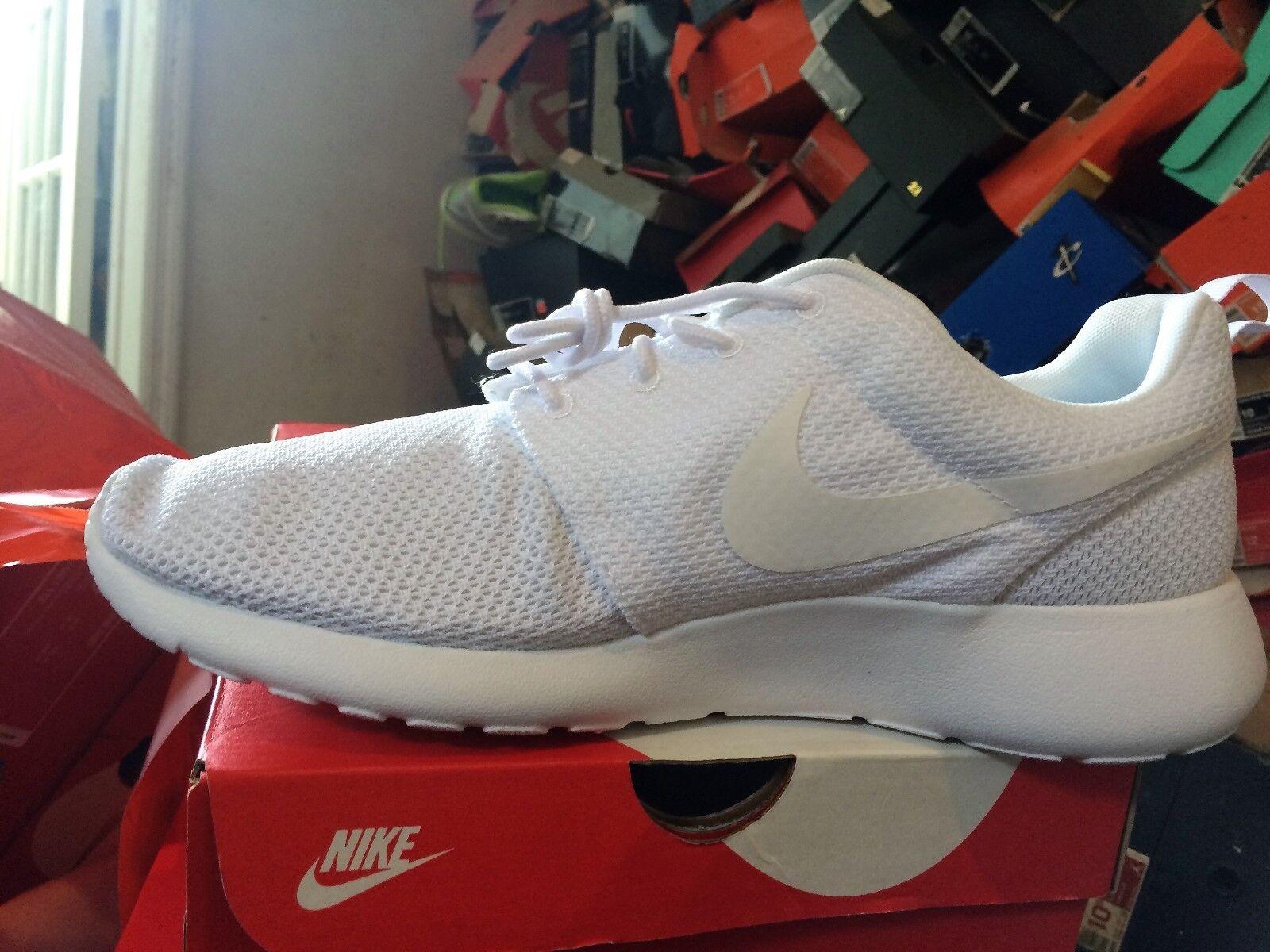 Nike roshe correre bnib bianco / white dimensioni 511811 112