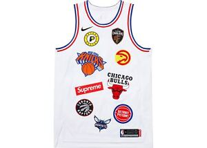 nike supreme basketball