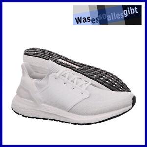 SCHNAPPCHEN-adidas-UltraBoost-20-weiss-Gr-44-2-3-R-3559