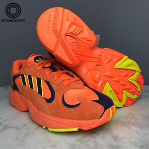 eb723d85c673cc adidas YUNG 1 'GOKU' - HI-RES ORANGE/HI-RES ORANGE-SHOCK YELLOW ...