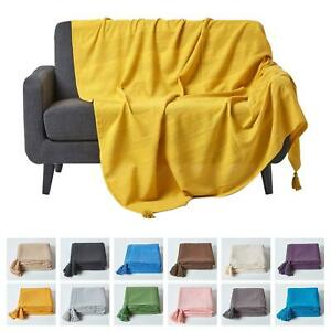 Throws For Sofas Settee Bedspread
