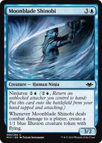 4x Reprobation NM-Mint English Modern Horizons MTG Magic