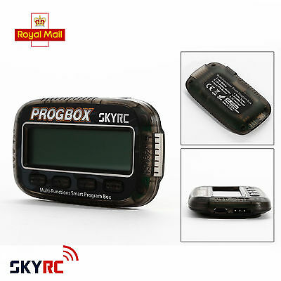 6 in 1 SKYRC Intelligent Program Box for RC Model Hobby TORO ESC Stock in UK