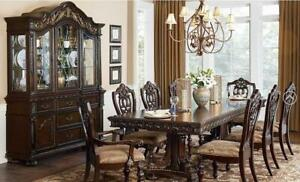 Furniture Sale on Classic Dining Sets Kitchener Area Preview