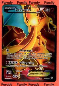 Dracaufeu ex full art 180pv 100 106 xy etincelles carte - Pokemon dracaufeu ex ...
