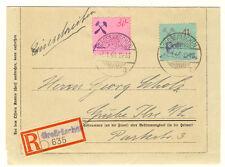 GROßRÄSCHEN - Ebf mit Nr. 21AI und 30 MiF - ANSCHAUEN (13)