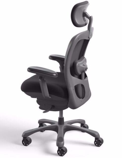 Nightingale Cxo Ergonomic Office Chair With Headrest Brand New Free Shipping