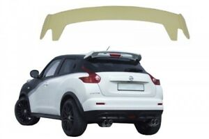 Roof-Spoiler-Wing-For-Nissan-JUKE-F15-2010-PUR-IHS-Plastic-Polyurethane
