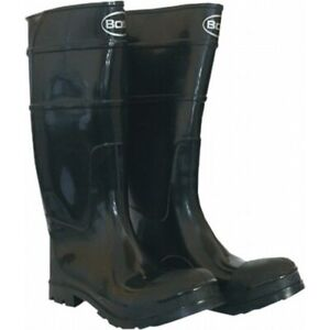 Boss-Slush-Boots-PVC-Over-the-Sock-Knee-Boots-Size-6
