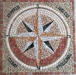 Rosoni-rosone-mosaico-in-marmo-rosa-dei-venti-cod-13A-cm-100x100