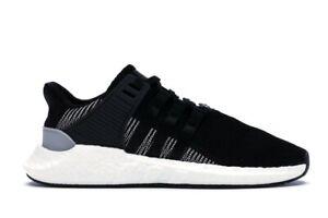 Adidas EQT Support 93/17 Black / White