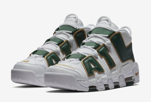 Atl Nike Metallic GoldAj3139 Air Uptempo Qs Size More 100 13White Green CrxBQdWoe