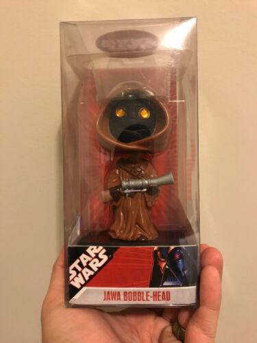 2008 Funko Star Wars Jawa Bobble Head