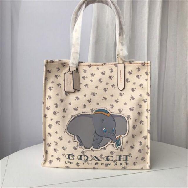 95c0f8e59e6 Coach NNLU611 Disney Dumbo Tote Bag