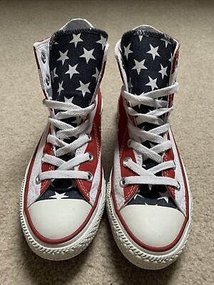 converse all star american flag   eBay
