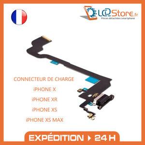 Connecteur de charge et Micro IPhone X XR XS MAX