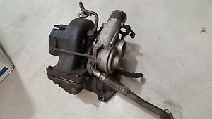 Mazda-RX7-FC3S-S4-Turbo-and-Exhaust-Manifold-Good-Condition