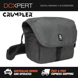 CRUMPLER-JACKPACK-4000-CAMERA-SLING-SHOULDER-BAG-GREY