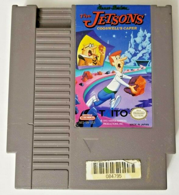 Jetsons: Cogswell's Caper (Super Nintendo Entertainment System, 1992)