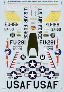 Microscale-Adhesivos-1-48-North-American-F-86d-Sabres-Ss480954