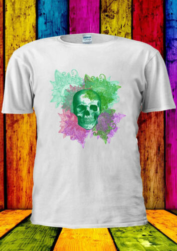 Skeleton Sugar Skull Tumblr Blogger T-shirt Vest Tank Top Men Women Unisex 1447