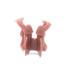 Vintage He-Man MOTU STRATOS Red Jet Pack Armor Part Accessory 2-7