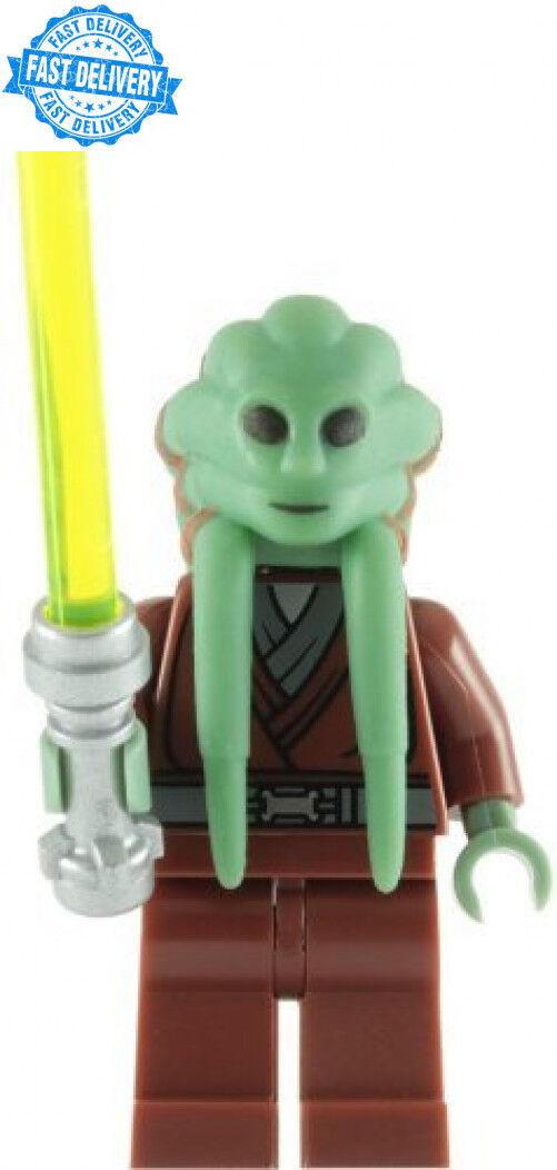 LEGO Star Wars Minifig - Jedi Kit Fisto