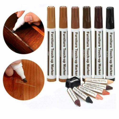 Furniture Repair Wood Repair Markers Touch Up Repair pen-13PC-Markers and Wax St