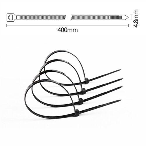 Kabelbinder Industriequalität Kabelstrapse Kabelband KABELBINDER 10-1000x